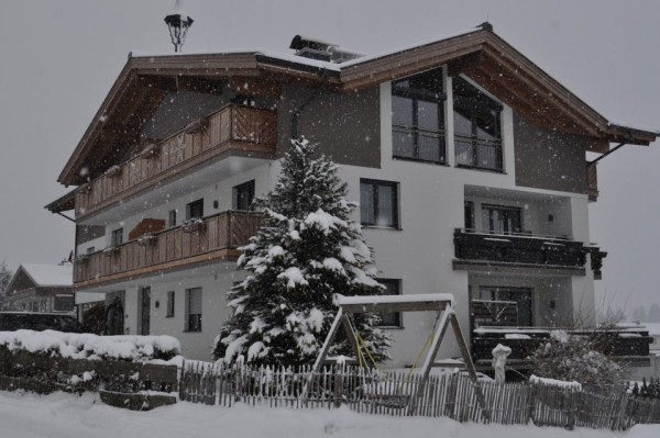 Haus Piesendorf in de winter